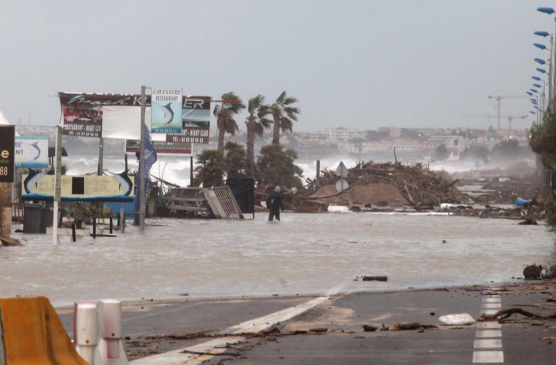 L'élévation du niveau de la mer pourrait dépasser 1 mètre en 2100.