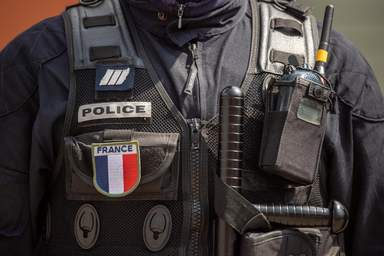 Illustration police / policier.