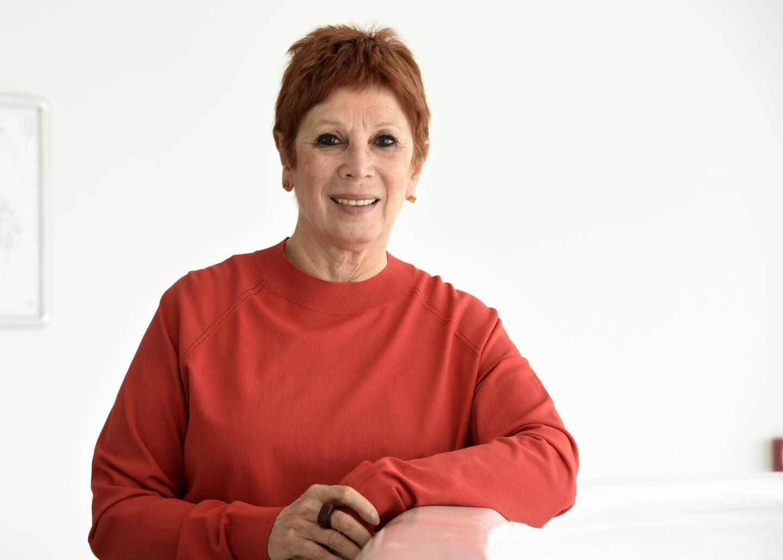 Brigitte Lefèvre, âme et directrice artistique du festival de danse.