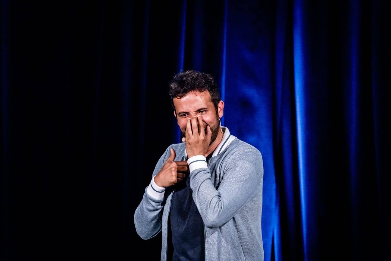 Laurent Barat sur scène « En toute transparence » le samedi 2 novembre.