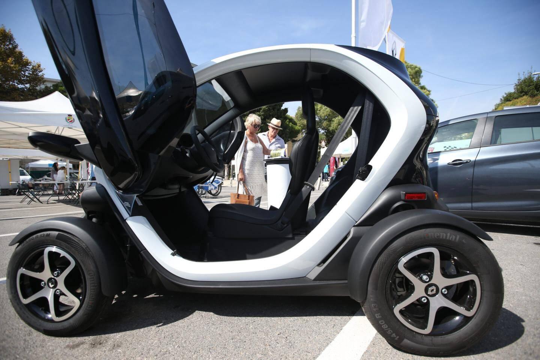 Le salon de la mobilité durable à Cagnes.