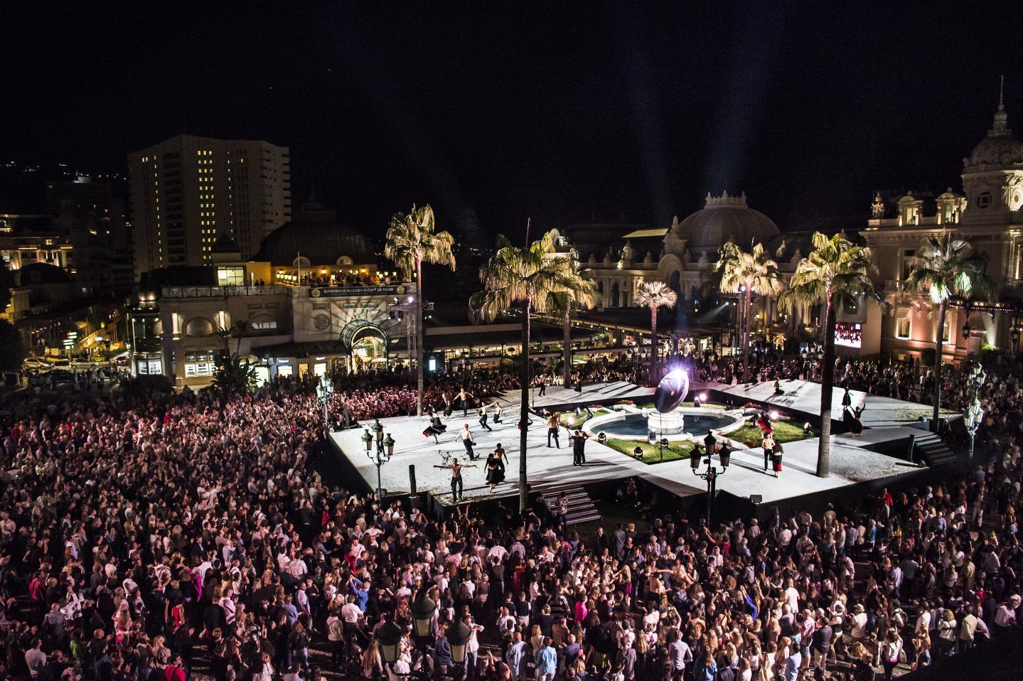 En 2017, la première édition sur la place du Casino de la F(ê)aites de la danse avait attiré plusieurs dizaines de milliers de personnes.