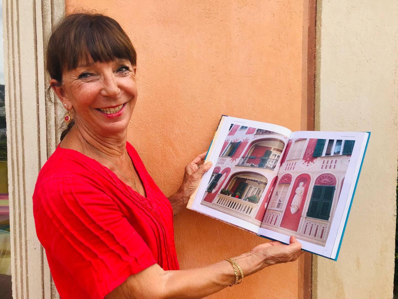 """Denise Santi: """"Les Italiens ont toujours eu un amour du décor, il suffit de traverser la frontière, et on découvre que les façades sont refaites."""""""