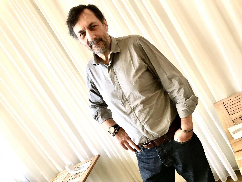 Serge Riaboukine présente trois courts-métrages ce matin au Studio 13 et cet après-midi au Cannet Rocheville. Un acteur puissance 3 !