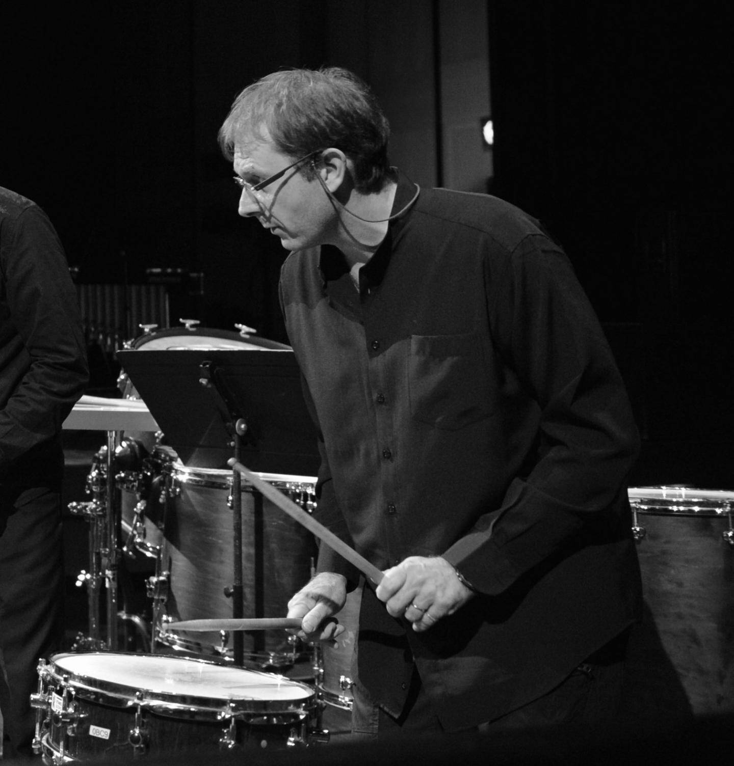 Professeur de percussion, Régis Famelart, est décédé il y a un an. Le conservatoire lui rend hommage.(DR)
