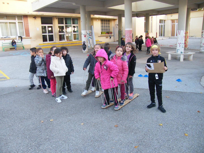 Les enfants se sont bien amusés, tout en faisant une bonne action.