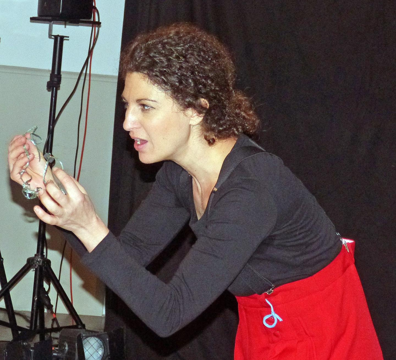 Elena Bosco toute en simplicité et de talent.
