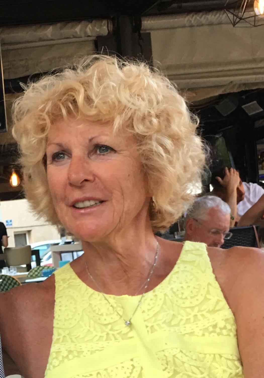 Marie-Anne Sylvestre, 63 ans.