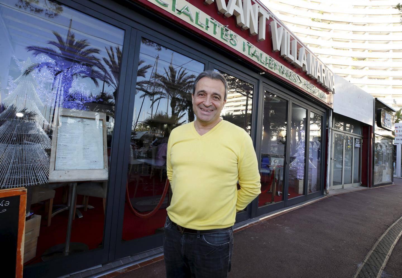 Salvatore Bonadonna, président des commerçants.