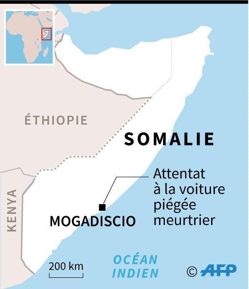 Somalie:attentat meurtrier