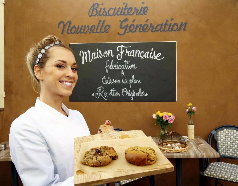 Les cookies mi-cuits de Maison Charlotte Busset (à Cannes et Mouans-Sartoux), déclinables en version vegan ou sans gluten, sont à retrouver sur Mon Panier bleu.