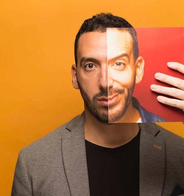 Farid Chamekh, le comique atypique!