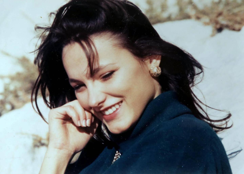Le splendide sourire de Marie-Hélène Audoye, disparue à l'âge de 22 ans.