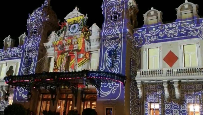 Le façade du Casino s'est aussi mise sur son 31.