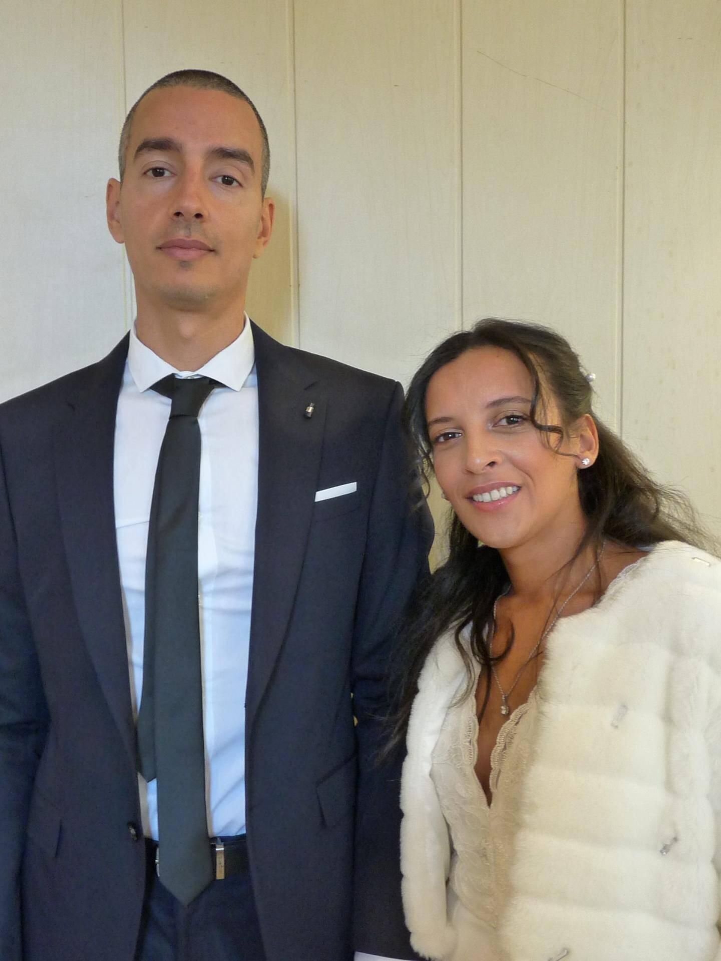 Adel Aït Slimane, entrepreneur, et Nora Benerrami, conseillère en gestion de patrimoine.