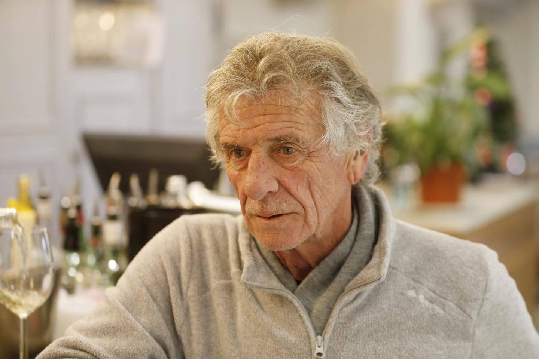 Serge, gérant du Brazza.