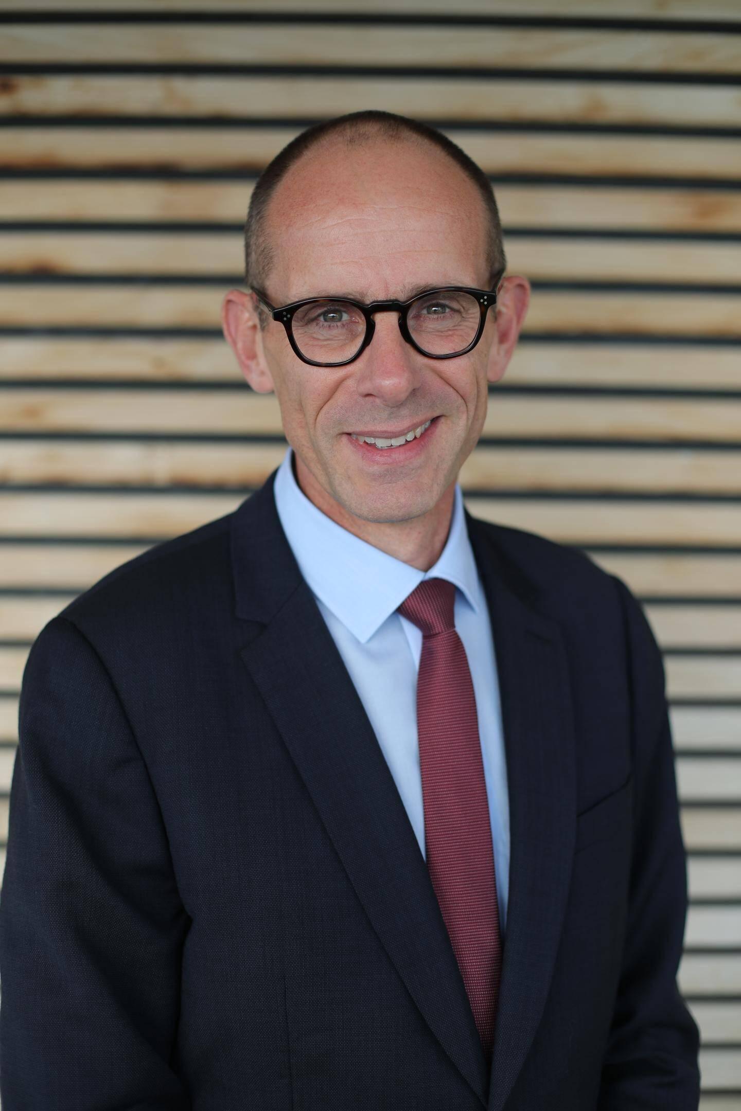François Codet, président du directoire de la Caisse d'Epargne Côte d'Azur.(D.R.)