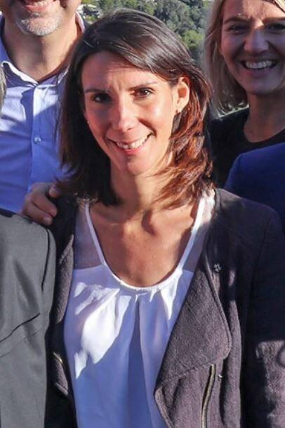 Anaïs Tosel, 38 ans, mène la liste « Falicon avenir ».