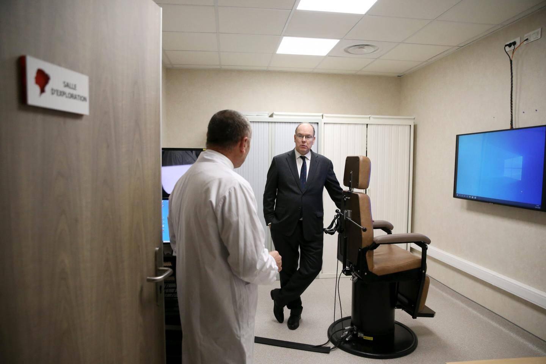 Le service ORL du Dr Pierre Lavagna a été entièrement rénové.