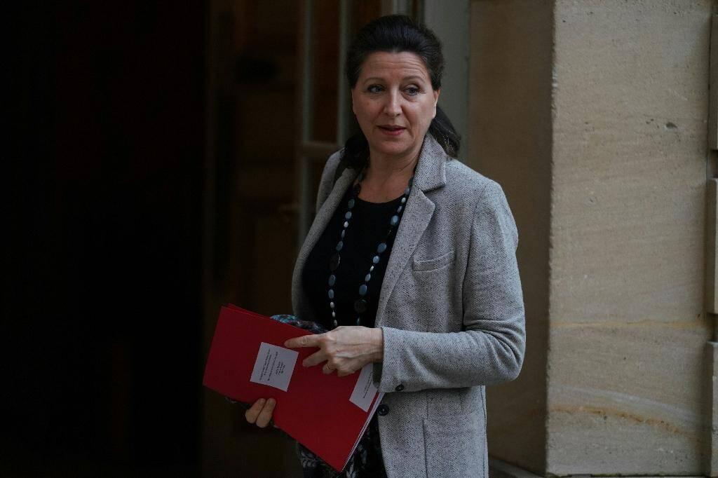 la ministre de la Santé Agnès Buzyn, le 19 décembre 2019 à Paris