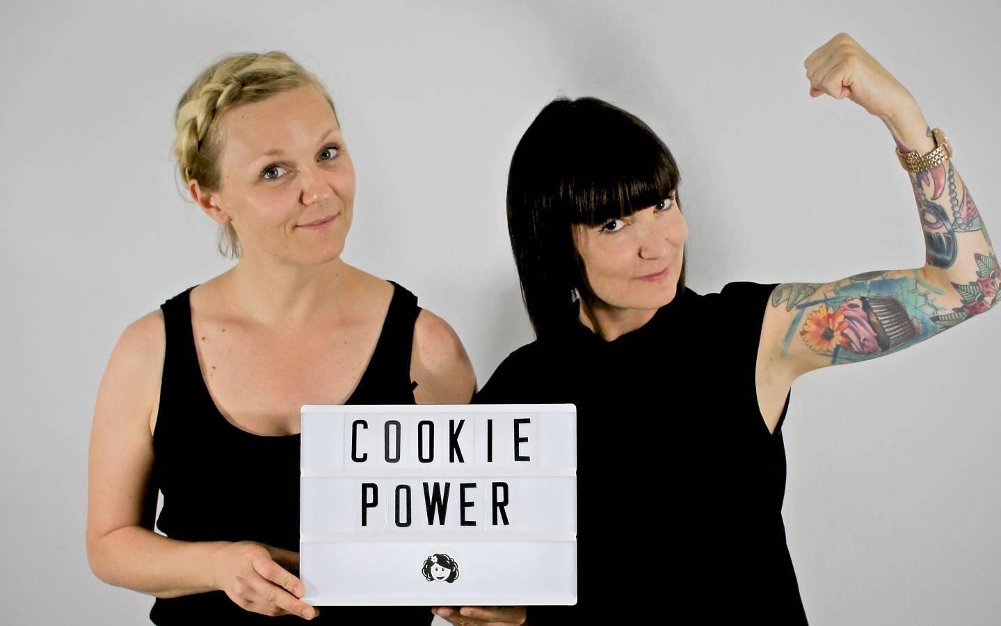 Les deux cofondatrices d'Emilie and the Cool Kids ont vendu des milliers de cookies à moins de 2 euros pour atteindre un chiffre d'affaires de 3 millions!