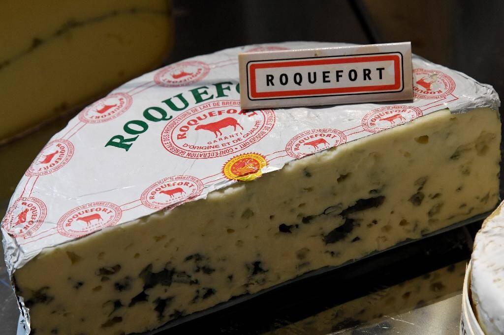 Le Roquefort fait partie des produits français que les Etats-unis ont menacé, de taxations punitives en représailles de la taxe sur les géants du numérique