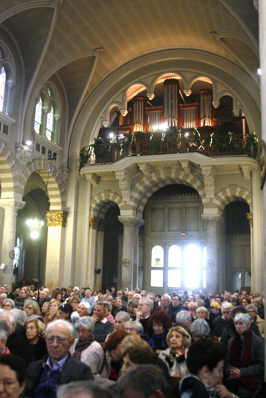 Ils sont venus en nombre paroissiens et mélomanes pour assister au réveil ou plutôt à la résurrection de l'orgue, dont la première mention date de 1918 et qui a rayonné jusque dans les années 90.