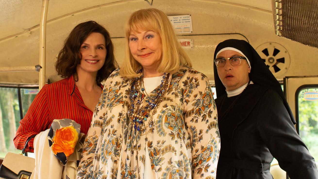Juliette Binoche, Yolande Moreau, Noemie Lvovsky: trio vedette, pour la femme dans tous ses états.