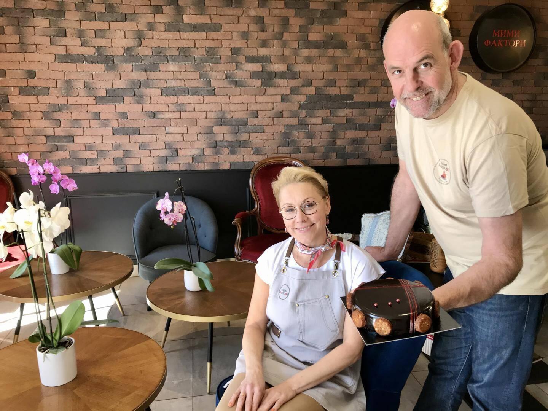 Le couple Mathy, dont l'enseigne ne désemplit pas, travaille aujourd'hui à sortir sa baguette signature, avec de la farine label rouge issue de l'agriculture régionale.