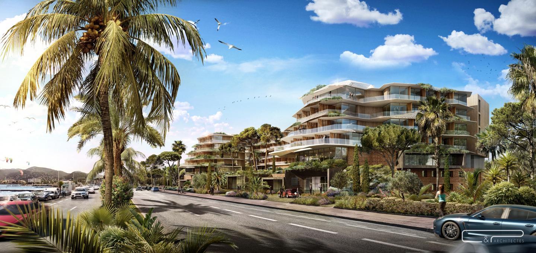 Le futur hôtel sera équipé d'une thalassothérapie.