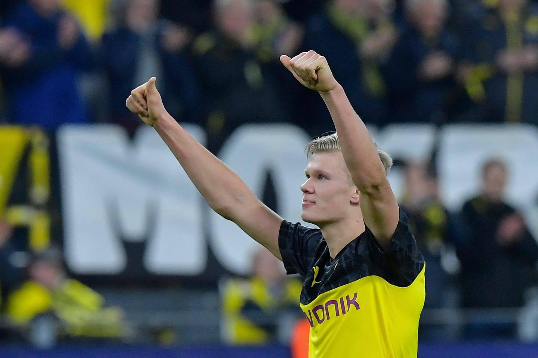 Le Norvégien totalise dix buts en sept matchs de Ligue des champions.