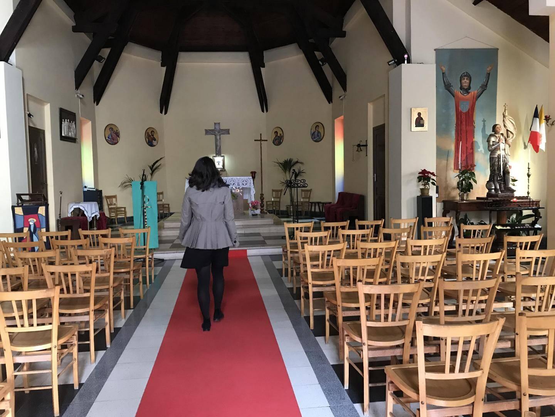 L'argent récolté permettra de poursuivre le vaste chantier de rénovation de l'édifice religieux comme le remplacement des chaises et du mobilier. Le mois prochain, la façade va être totalement repeinte.