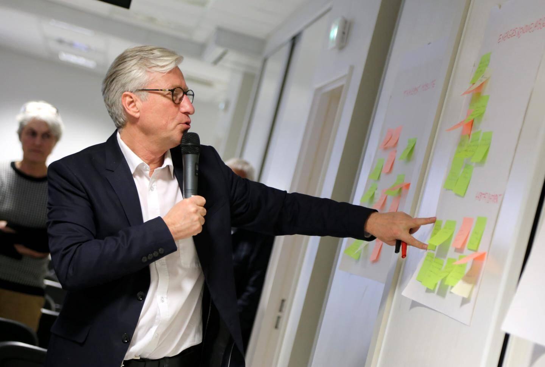 Denis Savanne, consultant en environnement, transition énergétique et écologique, pour In Vivo.