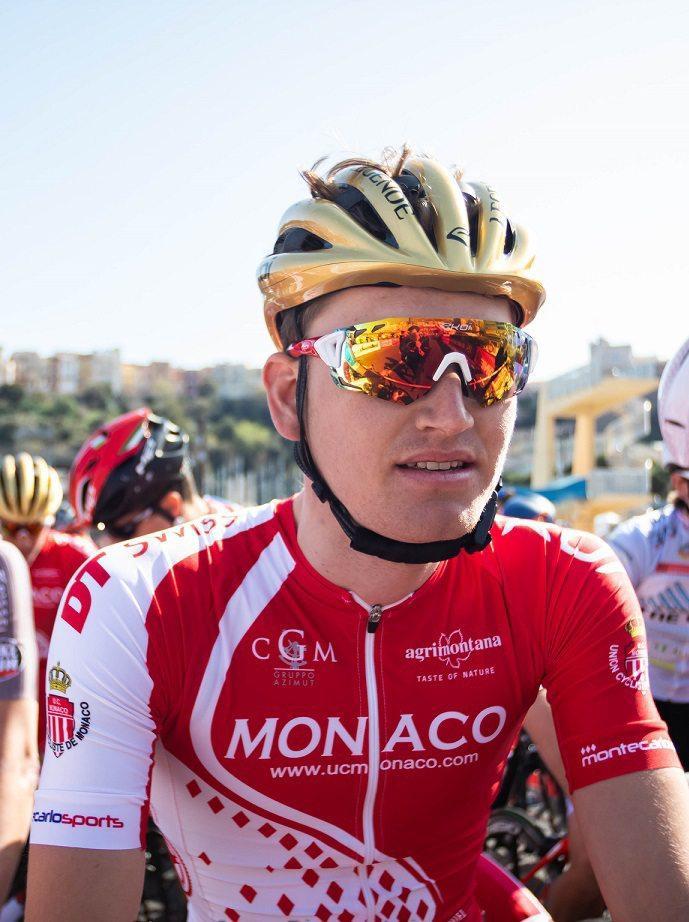 Le Grimaudois d'origine hollandaise, Marc Méhagnoul (20 ans), rêve de devenir cycliste professionnel, cela passera par de bons résultats cette saison.