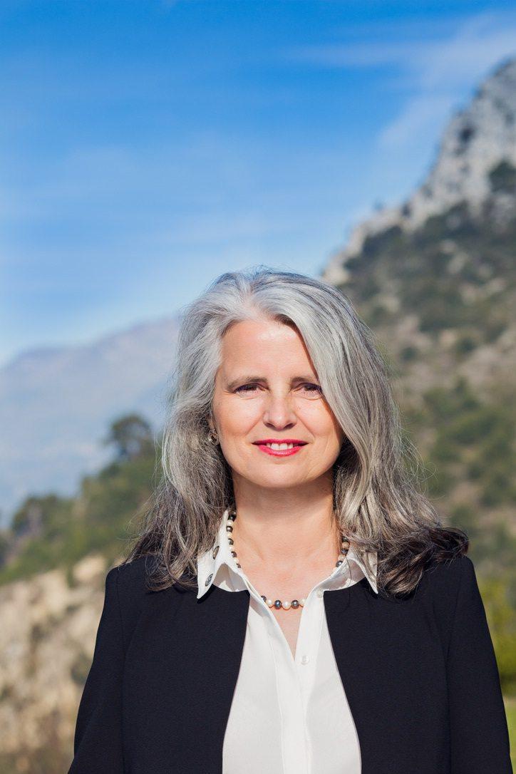 Laure Gignoux: «Il faut restaurer le liant. Nous ferons ensemble, j'aimerais de nouveau entendre le pouls d'Aspremont battre!».