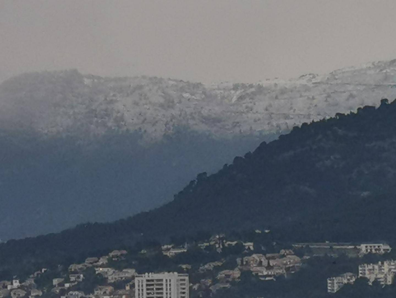 Le mont Caume.
