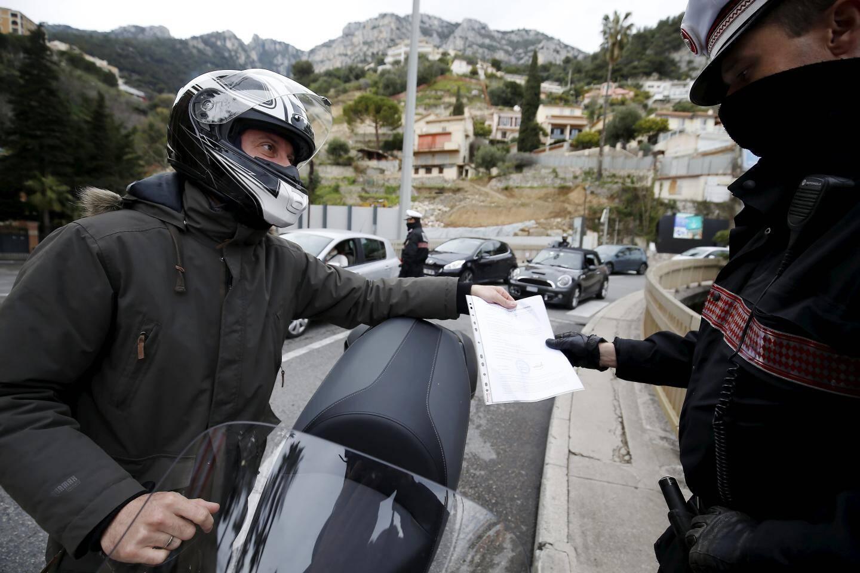 Plus de 3.500 contrôles ont été réalisés par la Sûreté publique le week-end dernier à Monaco.