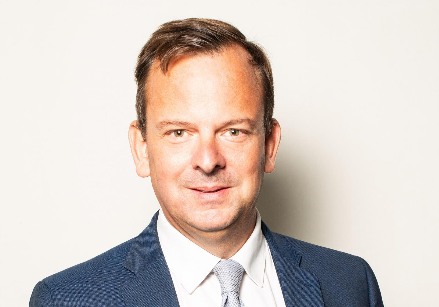 Charles-Antoine Pinel, directeur général France seniors pour le groupe Korian.