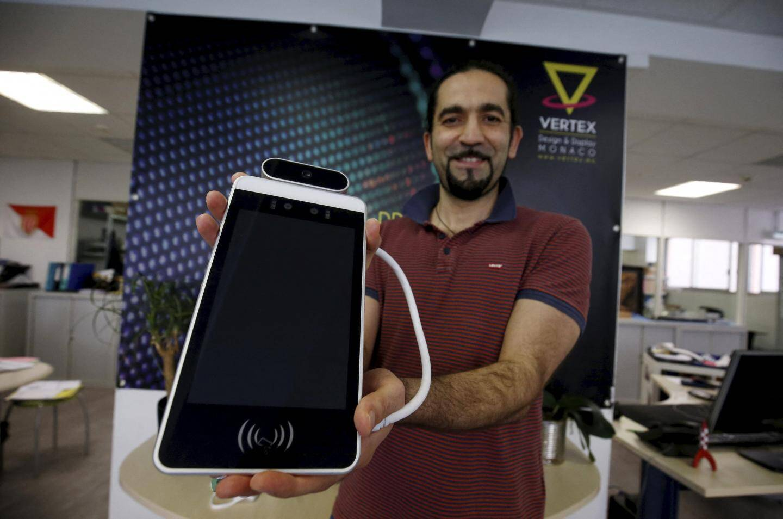 Un groupe monégasque a déjà passé trois commandes auprès de Marco Versace, de la société Vertex, qui  prospecte dans tout Monaco pour commercialiser ce produit conçu en Chine.