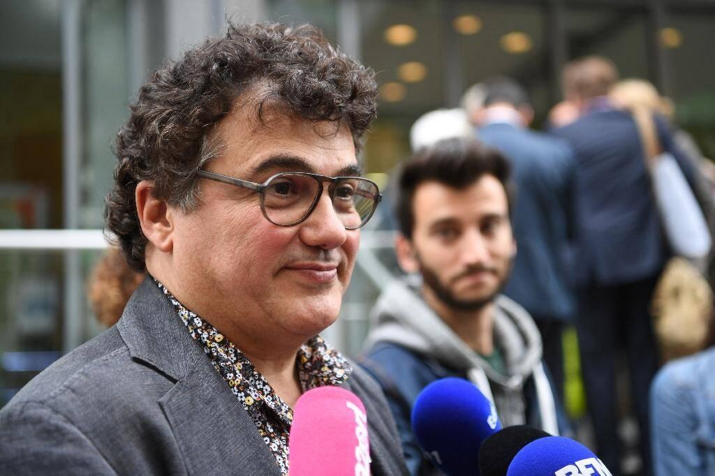 Patrick Pelloux à Paris le 9 septembre 2019