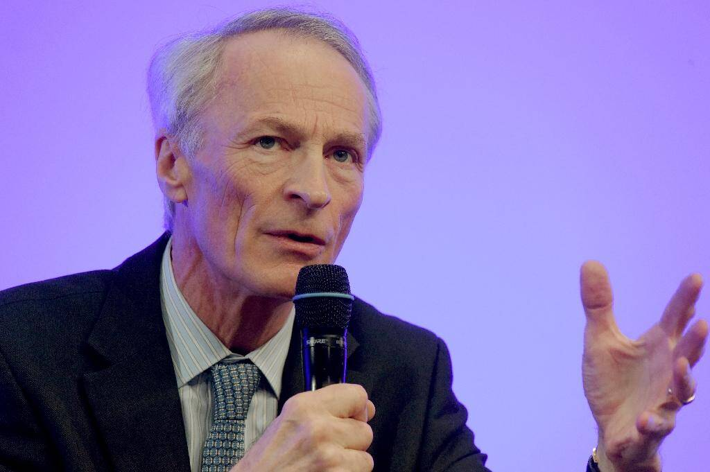 Le président du groupe Renault, Jean-Dominique Senard, à Bercy le 2 décembre 2019