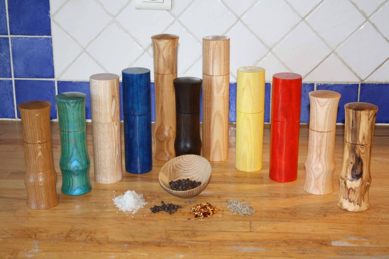 Les objets conçus par le Seynois.