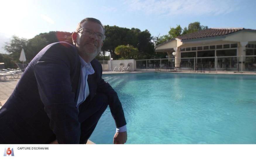 Lionel Maurin, Domaine de l'Esterel, Directeur Commercial du Groupe Garrigae