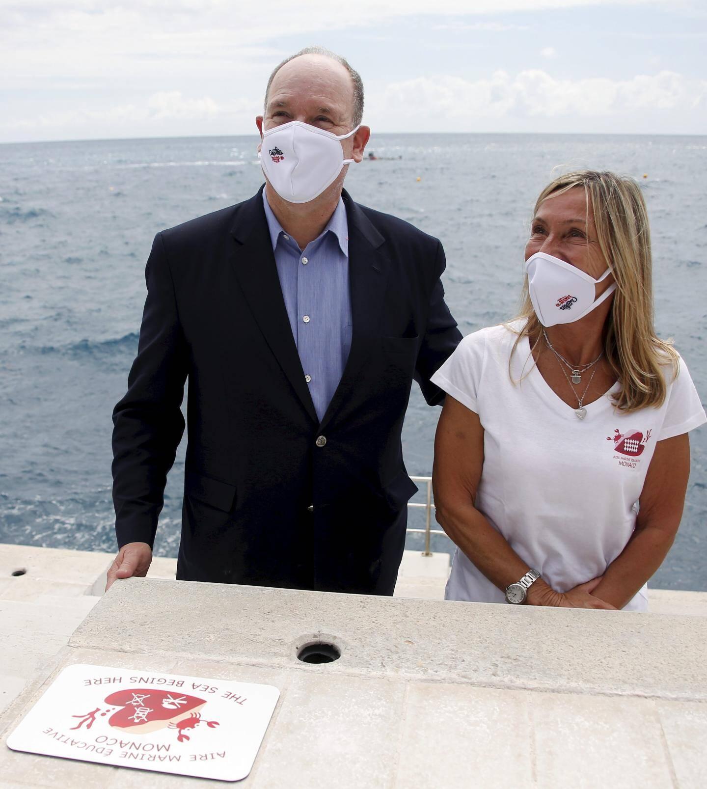 """Pour le prince Albert II de Monaco, """"la pollution sous toutes ses formes est à proscrire""""."""