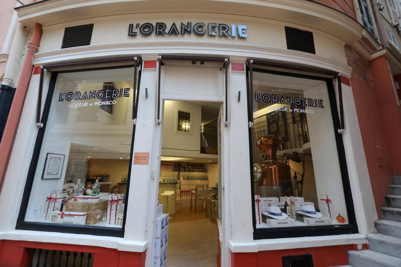 C'est dans ce local historique que sont fabriqués les produits inspirés de l'histoire de Monaco.