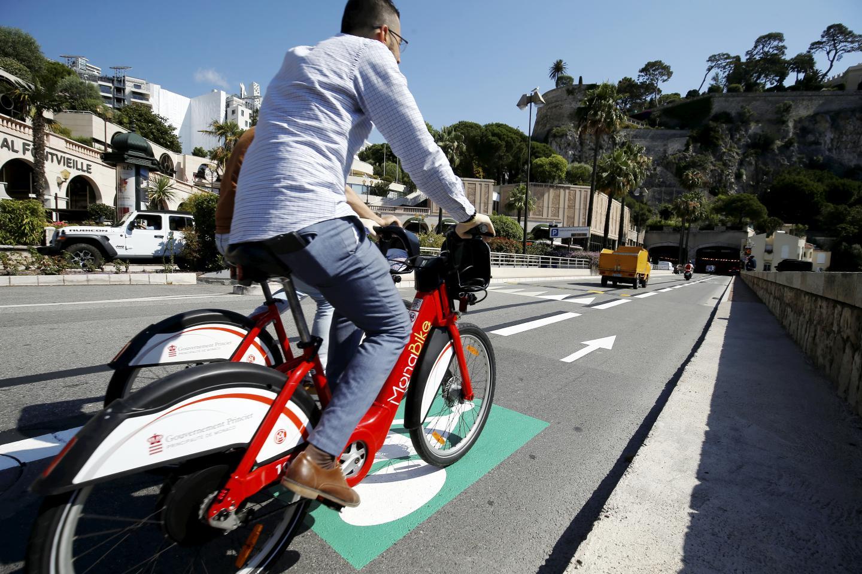 En 2019, les 2 596 utilisateurs du service MonaBike, ont « avalé » pas moins de 711 315 kilomètres d'asphalte avec les vélos électriques.