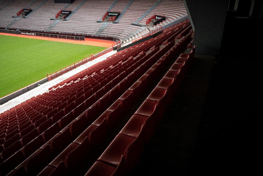 Le stade Ernest Wallon, antre du Stade toulousain (Top 14), le 3 juin 2020 à Toulouse
