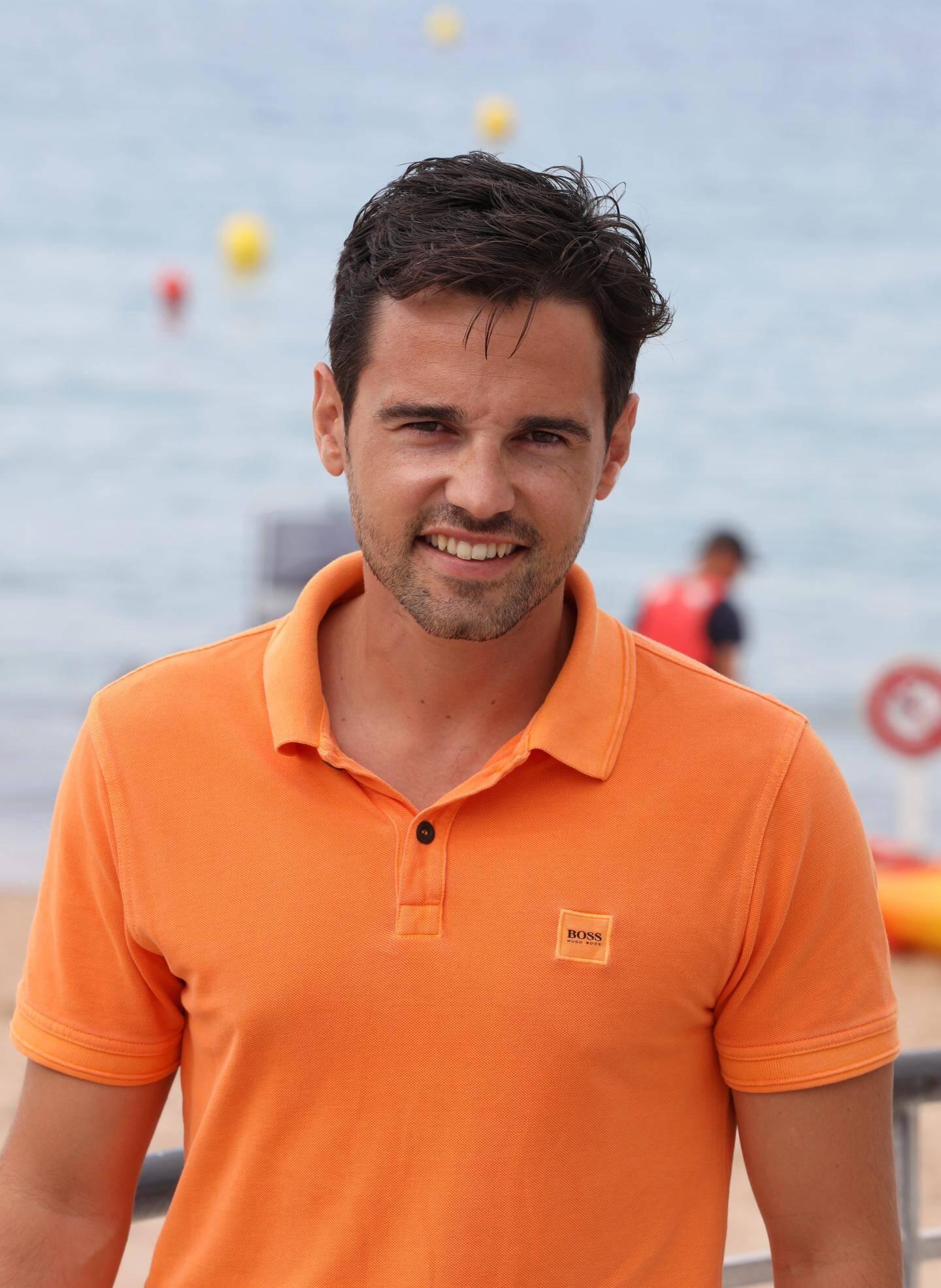 """""""Il n'est pas possible de vider la Méditerranée pour la purger"""", plaisante Nicolas Marty, conseiller municipal délégué à la mer."""