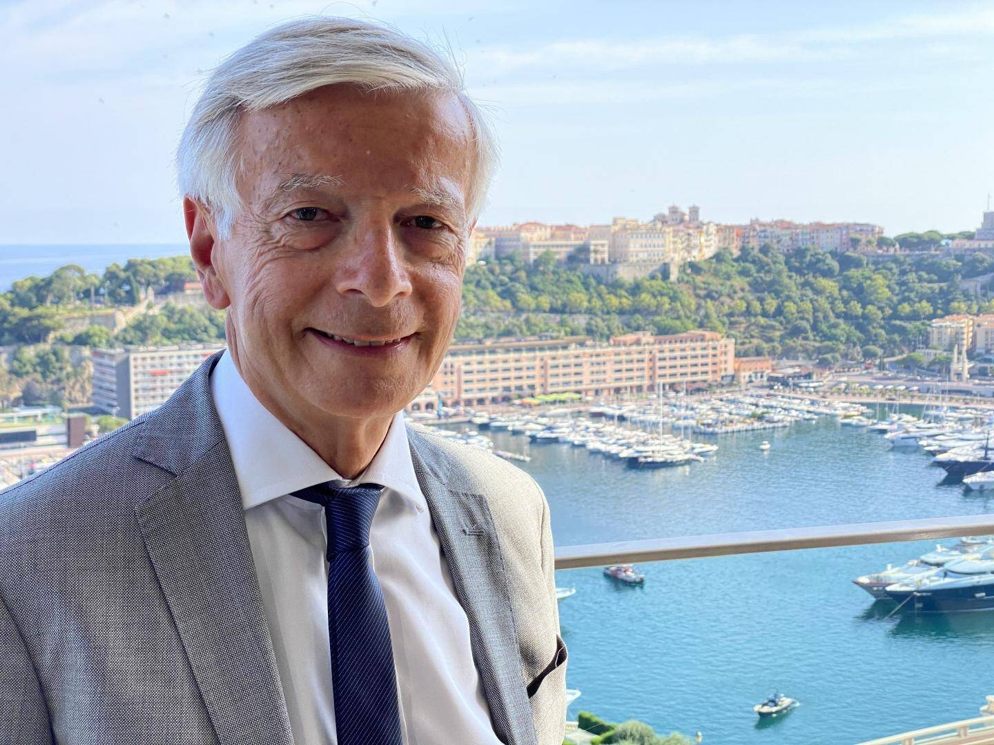 Michel Bouquier dirige Monaco Private Label.