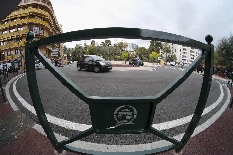 Le rond-point de la Palmosa a aidé à réduire les nuisances.